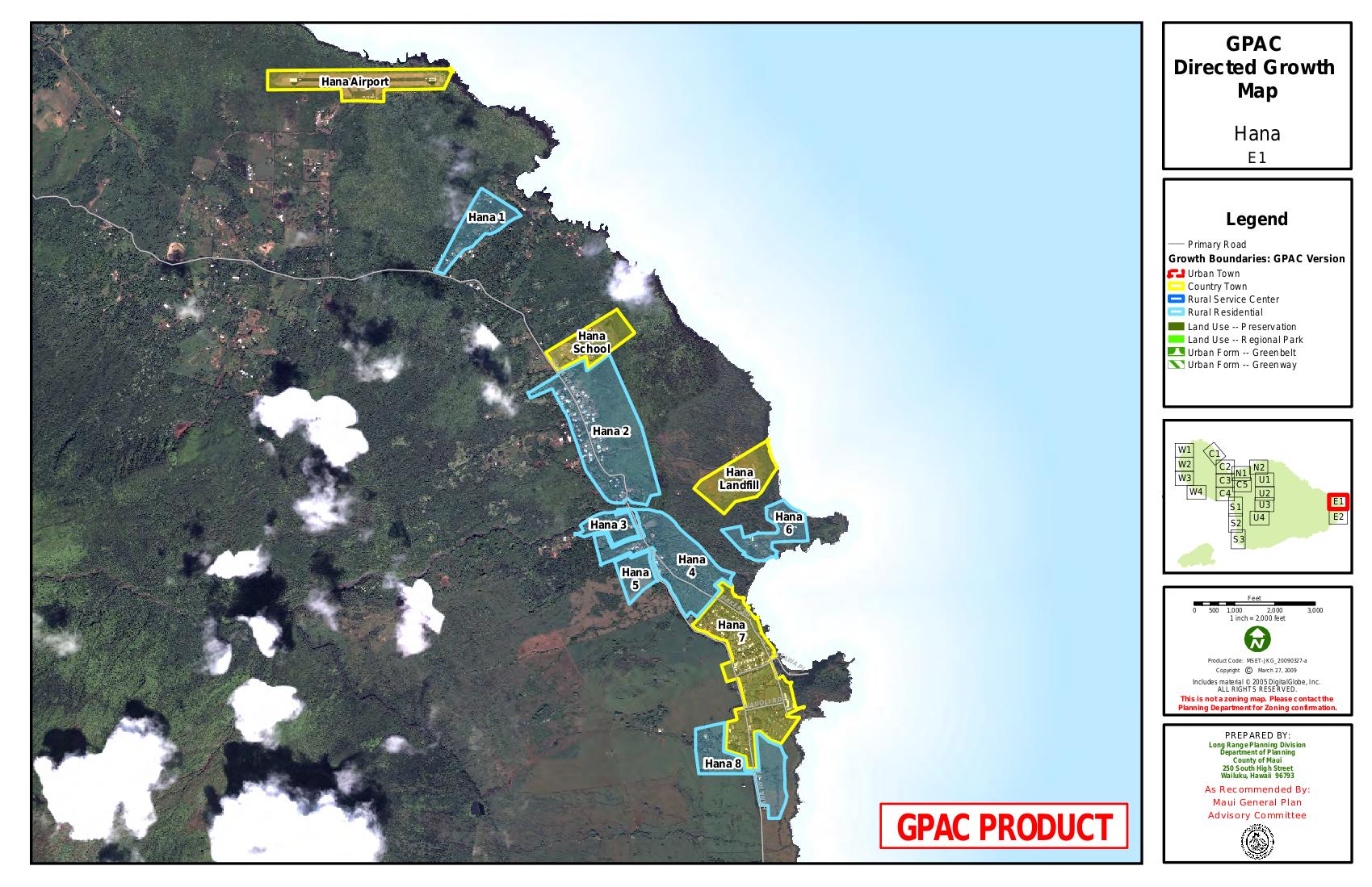 GPAC Directed Growth Map Hana
